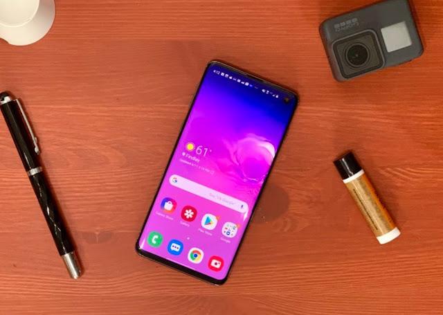 Spesifikasi dan Harga Smartphone Samsung Galaxy S10 Terbaru