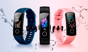 Honor Band 5i receives update that brings blood oxygen saturation monitor