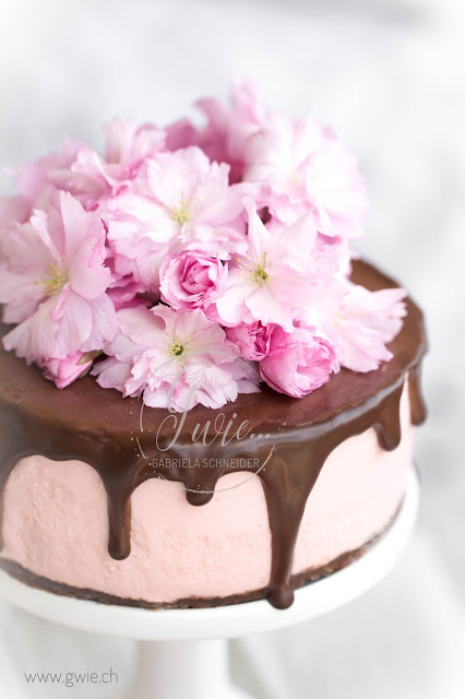 Erdbeer-Quark-Torte: Original Rezept von Gabriela