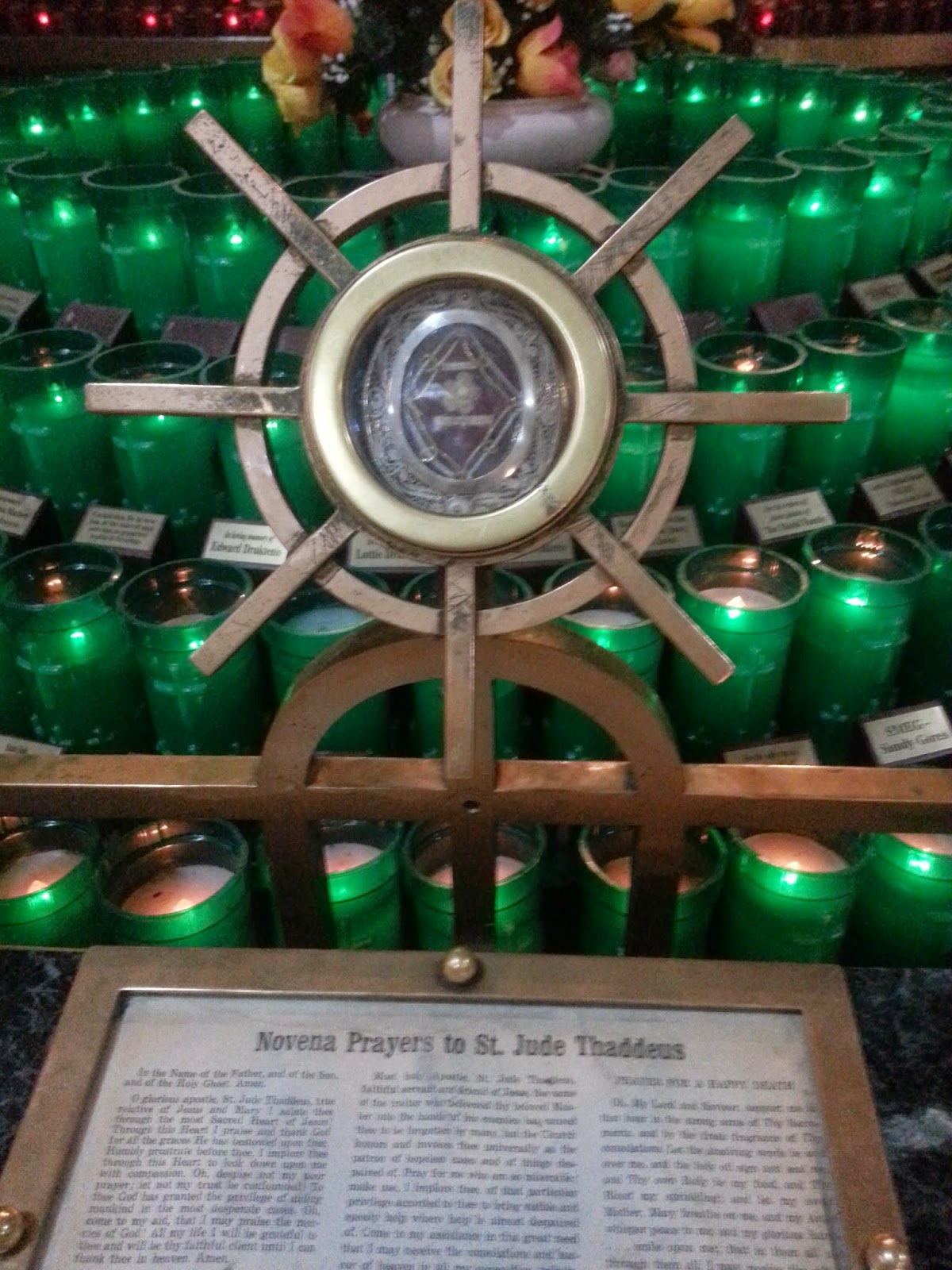 While Often Unknown Even By Local Catholics, The Shrine Of St Jude, A  Dominican Run Shrine, In Chicago, Illinois Houses One Of The Few Relics Of  An Apostle