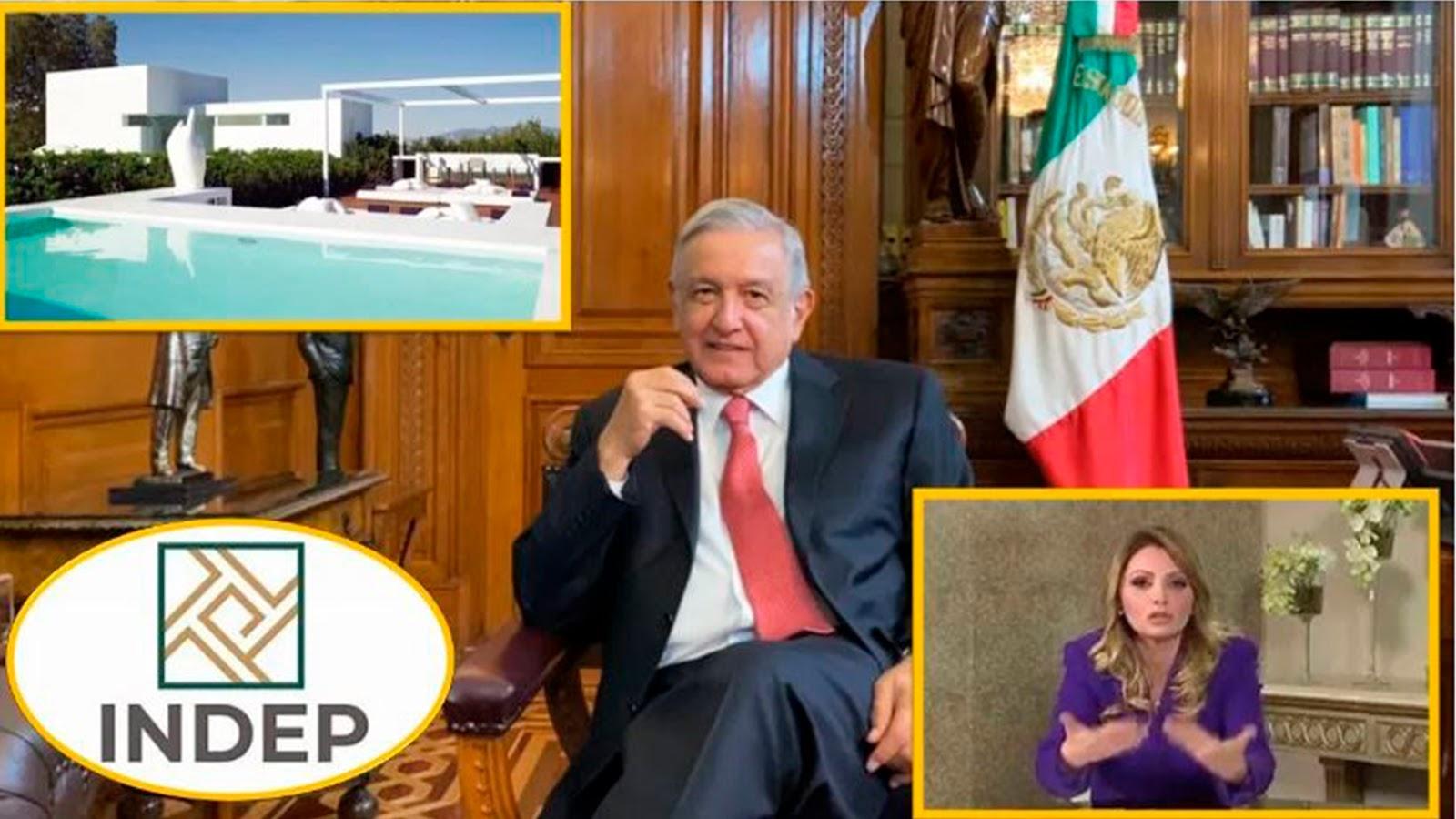 4T devolverá la Casa Blanca de la Gaviota al pueblo: Heraldo de México