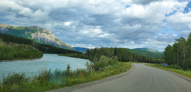 Alaska Highway British Columbia