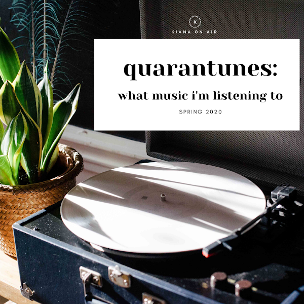 What I'm Listening To: Spring 2020
