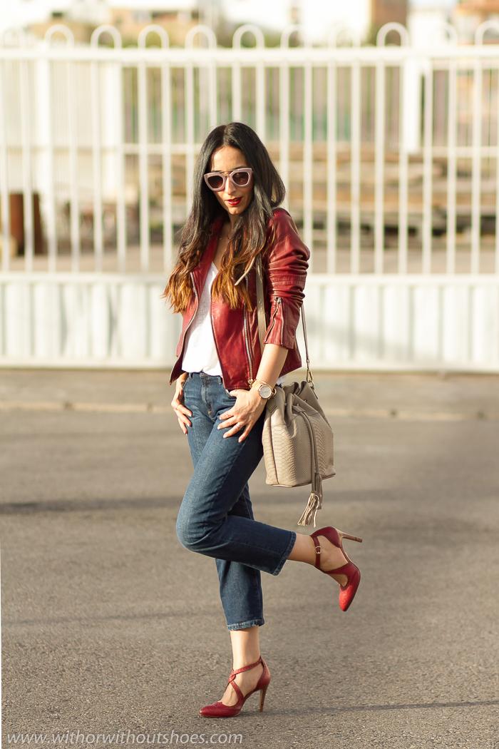 Influencer blogger de Valencia con estilo de moda belleza lifestyle