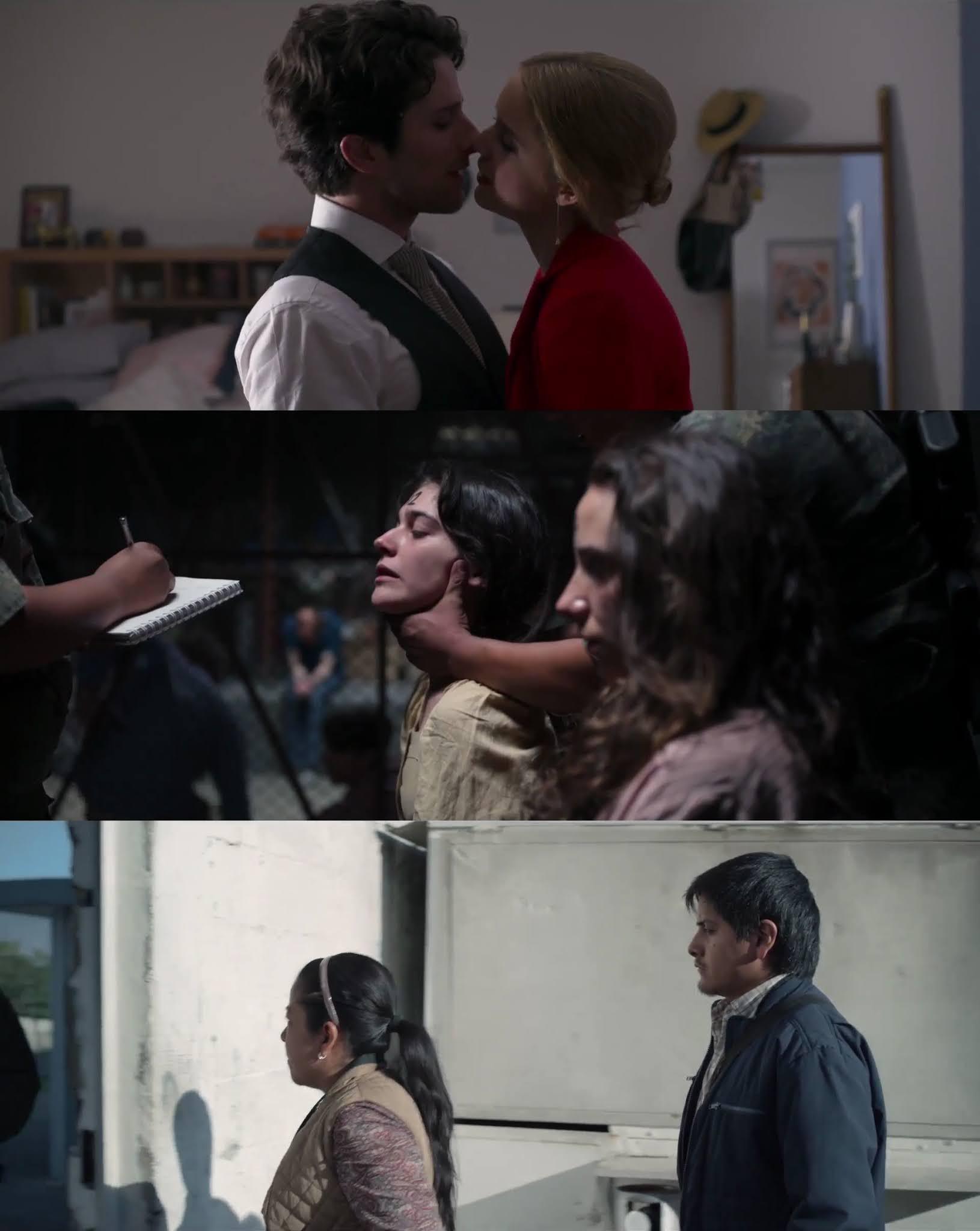 Nuevo Orden (2020) HD 1080p Latino
