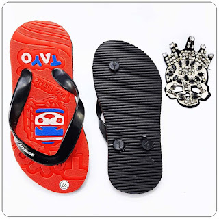 Sandal Jepit Social Anak GSJ