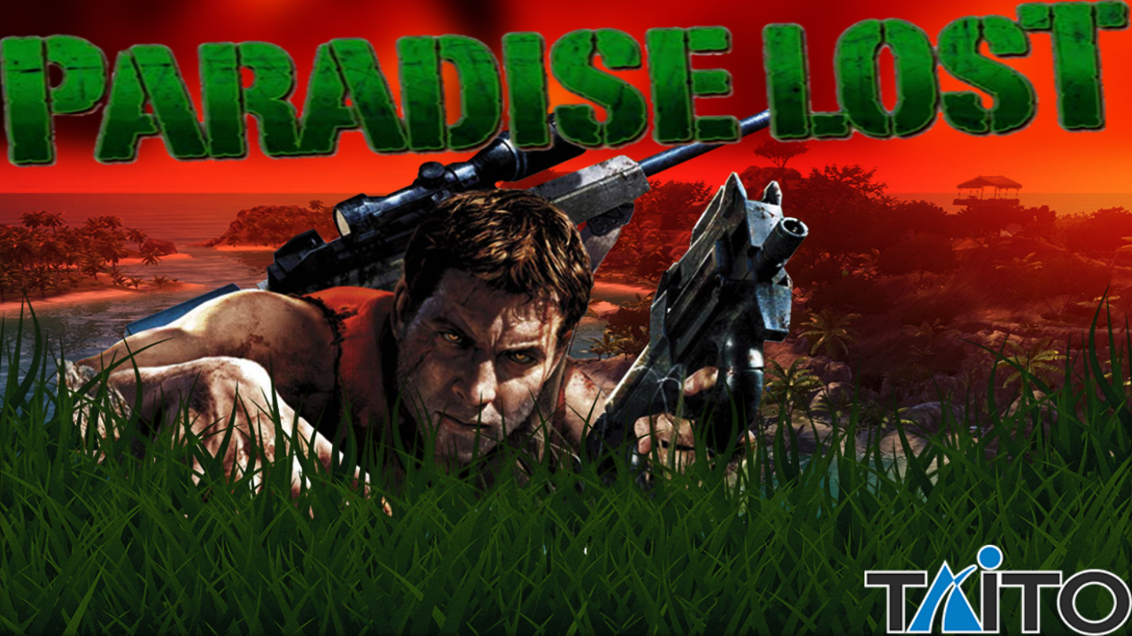Far Cry Paradise Lost Arcade Dump