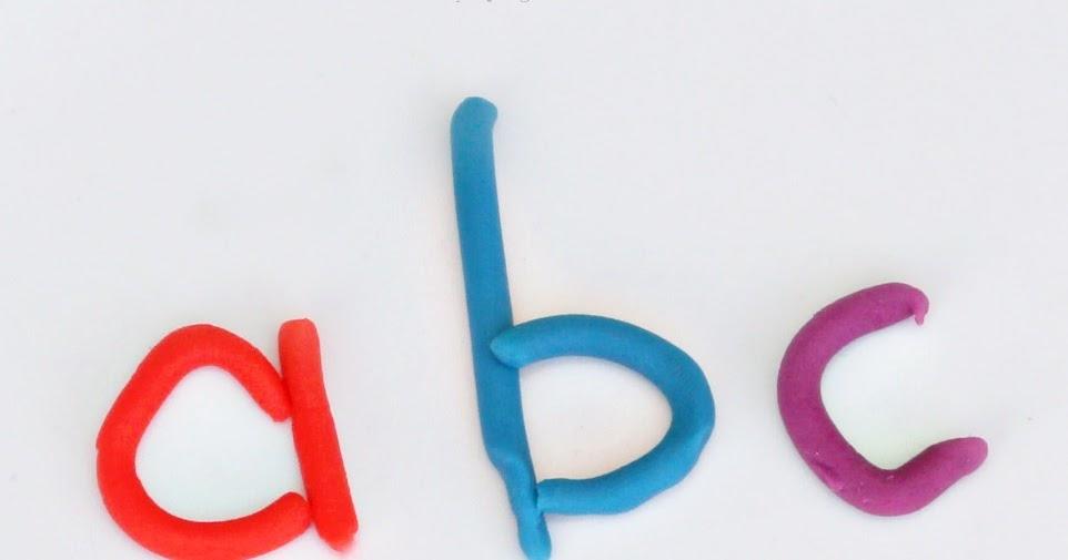 Playdough letters related keywords playdough letters for Playdough letter cutters