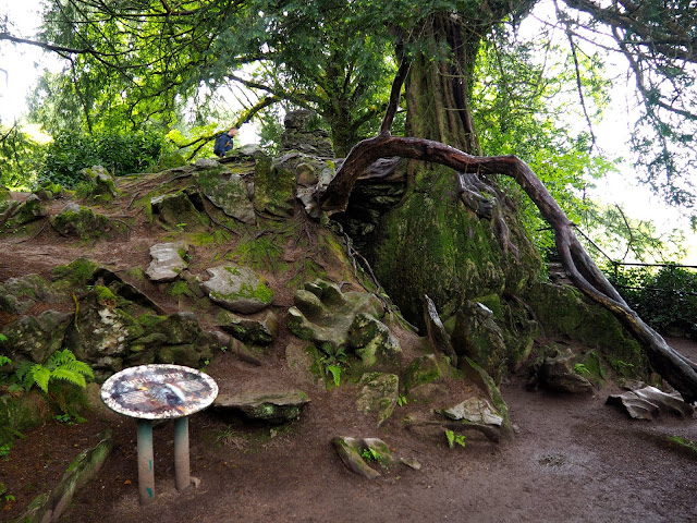 Witch's Kitchen, Blarney Castle, County Cork, Ireland