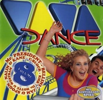 90s hits and mixes: Viva Dance Vol  8 (1997)