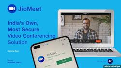 ¿Qué es JioMeet y cómo funciona? la nueva app de vídeollamadas