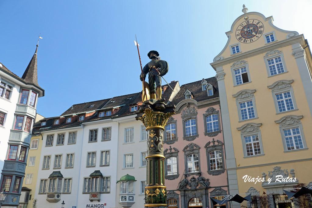 Schauffhausen fuente