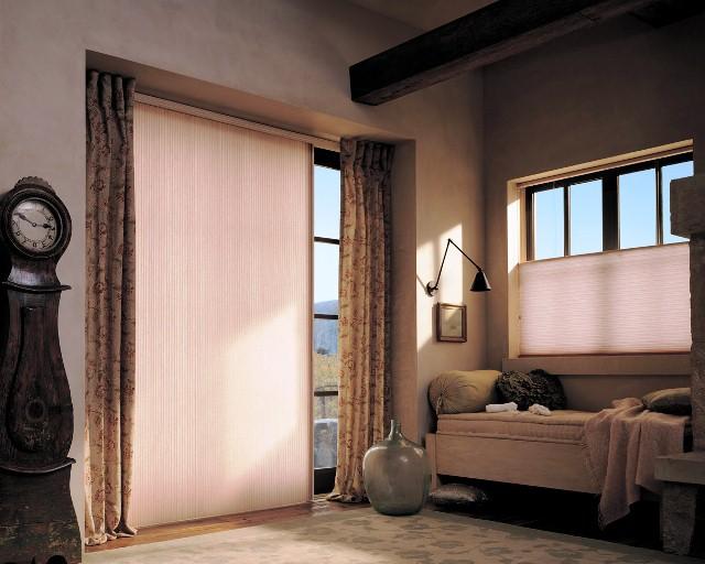 Choosing WINDOW Treatments for Sliding GLASS Doors