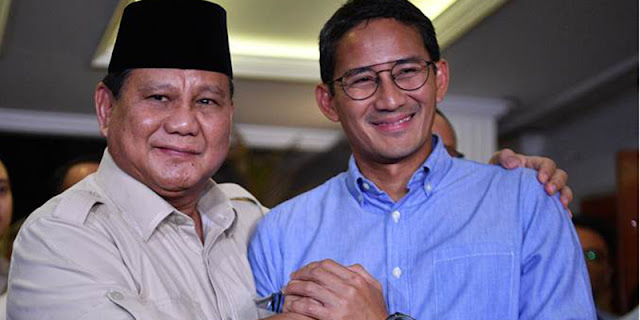 Masuknya Prabowo-Sandi Bikin Gemuk Penguasa, Progres 98: Ini Oligarki Mayoritas!