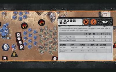 Intercessor Squad Warhammer 40,000 Apocalypse-