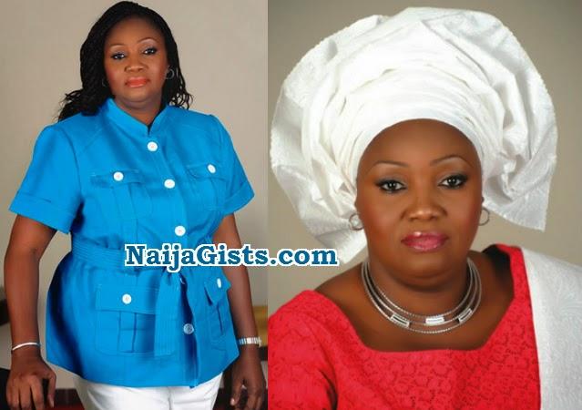 abimbola fashola wife