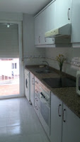 apartamento en venta calle teruel oropesa cocina