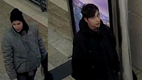Felismeri őket? Együtt lopott a fiatal pár egy VI. kerületi bevásárlóközpontban, a kamera mindent vett
