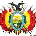 Dibujos de los símbolos patrios de Bolivia para colorear
