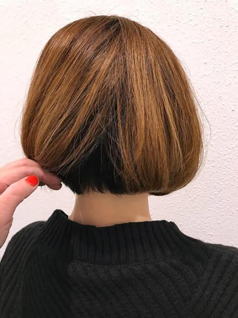 育てるヘアカラー