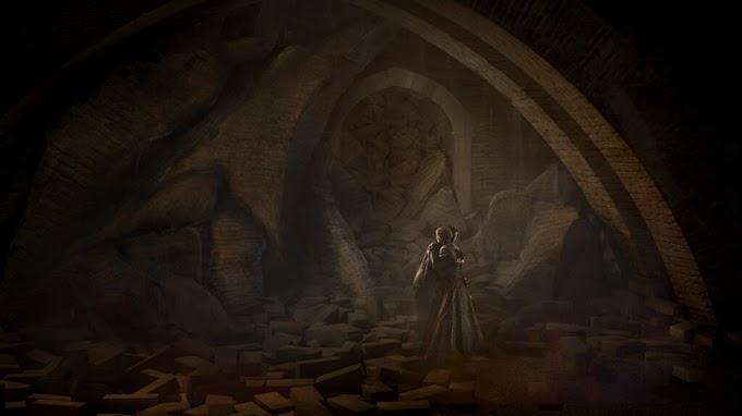 Game Of Thrones: Artes conceituais do penúltimo episódio