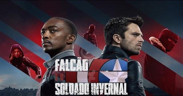 Planeta na TV Marvel: Produção de Falcão e o Soldado Invernal revela muitos detalhes sobre o seriado