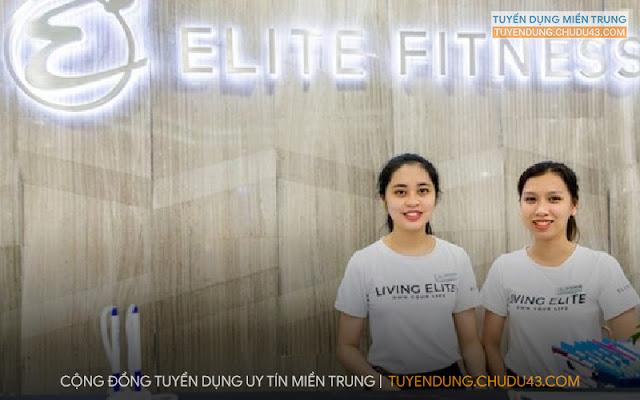 Elite Fitness Đà Nẵng, Tuyển dụng fitness Da Nang