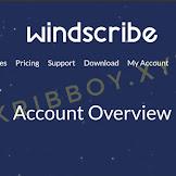 Winscribe VPN  Gratis  50GB Perbulan