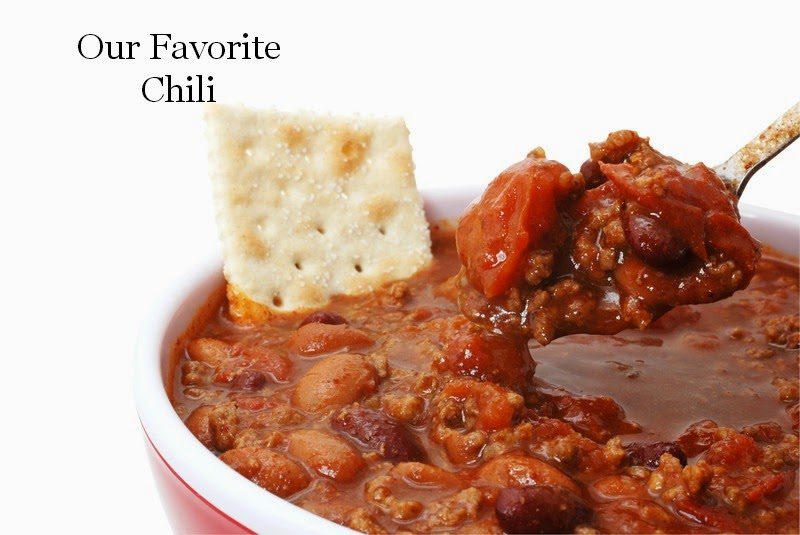 3 Generations Of Southern Recipes Our Favorite Chili Recipe And A Halloween Tradition