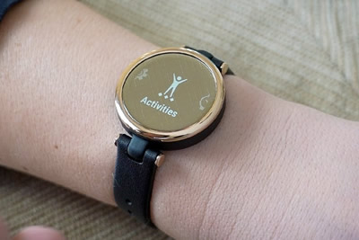 lily smartwatch