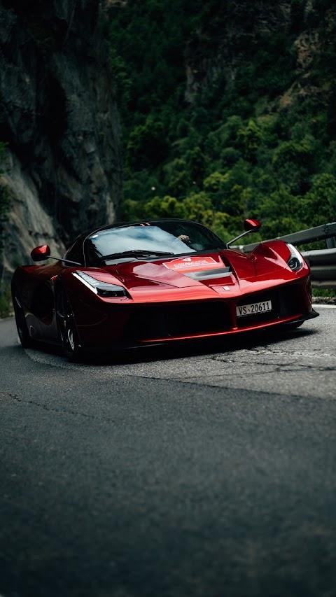 Siêu Xe Ferrari F70