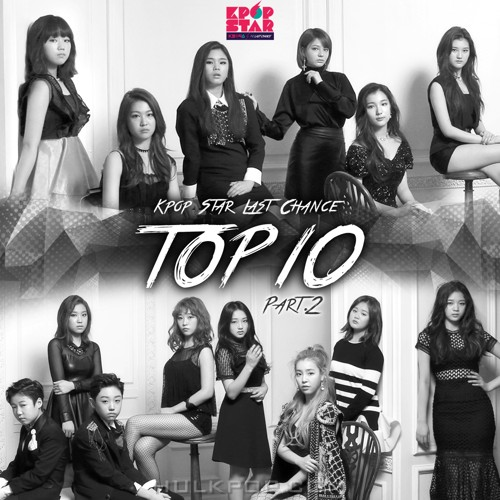 Various Artists – KPOP Star Season 6 TOP10 Part.2