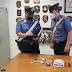Bitritto (Ba). I cittadini segnalano un anomalo via vai. Scatta il controllo dei carabinieri che arrestano un 53enne [CRONACA DEI CC. ALL'INTERNO]