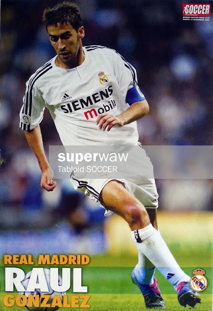 Raul Gonzalez (Real Madrid 2003)