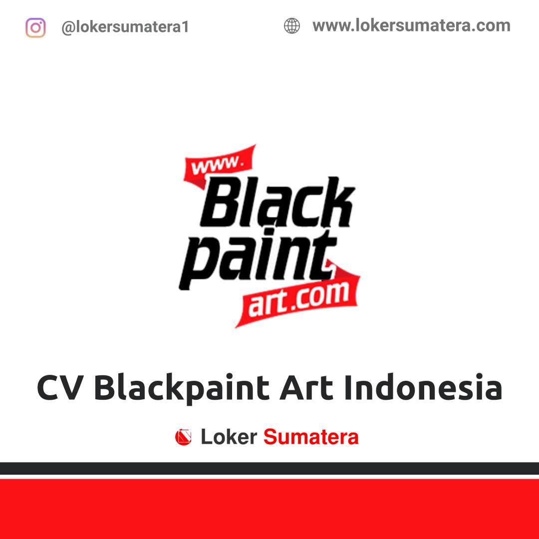 Lowongan Kerja Pekanbaru: CV Blackpaint Art Indonesia April 2021