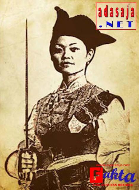 Ching Shih seorang pelacur yang menjadi pemimping bajak laut