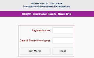 TN 12th Result 2020  |  Tamil Nadu 12th (HSC) Result 2020
