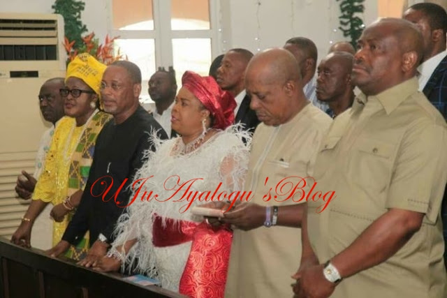 Wow: See Patience Jonathan's Lovely Christmas Outfit That Got People Talking (Photos)
