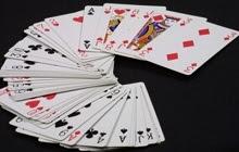 Mazo de cartas para jugar al poker