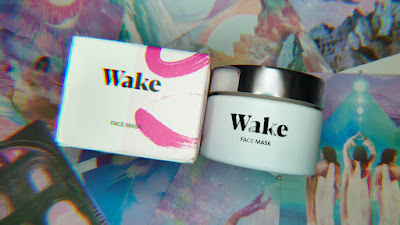 Wake Skincare Face Mask