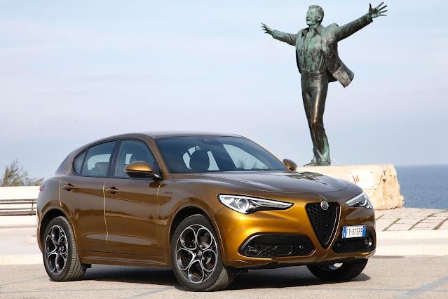 2021 Alfa Romeo Stelvio Review