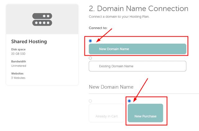 How To Buy Namecheap Domain & Web Hosting 3