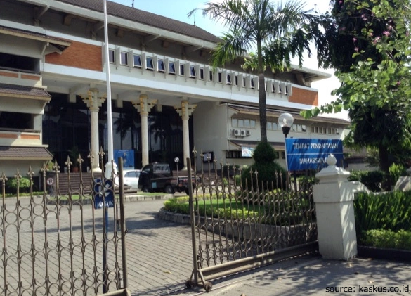 Instansi pendidikan yang lengkap