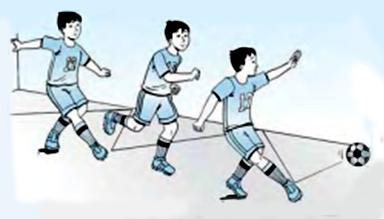 Cara Menghentikan Dan Merebut Bola Dalam Permainan Sepakbola