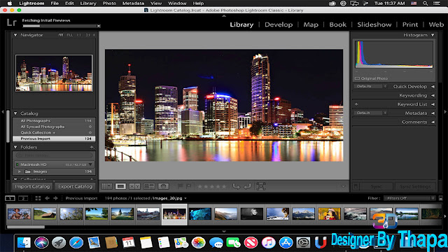 Adobe photoshop lightroom has stopped working