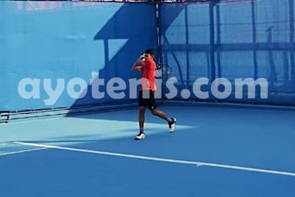 ITF Asia 14 & Under Closed Championships 2019: Faried Widya Tekuk Wakil Lebanon