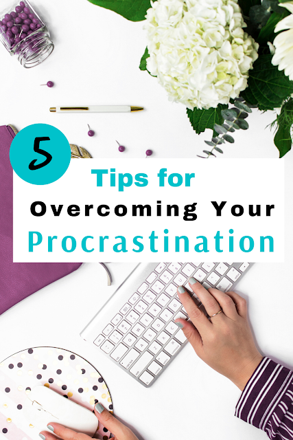 5 Tips to Overcome Your Procrastination by Musings of a Museum Fanatic