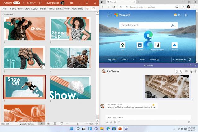 Windows 11 customization