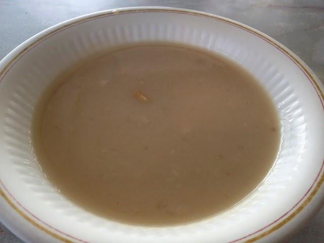 クリームスープの写真