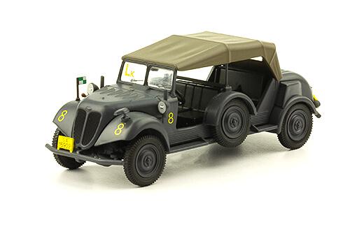TEMPO G1200 1:43,  voitures militaires de la seconde guerre mondiale